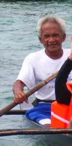 Mang Pitong...doesn't he look like one of the popular yoga gurus?