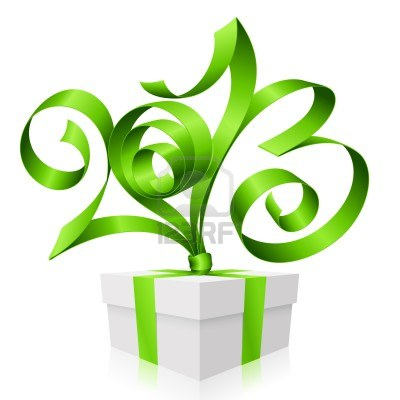 Gift. Green. Growth. (source: http://www.123rf.com)